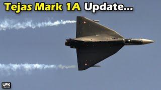 Tejas Mark 1A update...