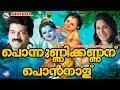 പൊന്നുണ്ണിക്കണ്ണനു പൊൻനാള് | Ponnunnikkannanu Pon nalu | Hindu Devotional Songs | MG Sreekumar