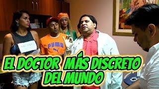 EL DOCTOR MÁS DISCRETO DEL MUNDO - JR INN