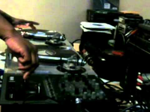 Grandmaster Flash's Wheel's Of Steel Routine - All Vinyl