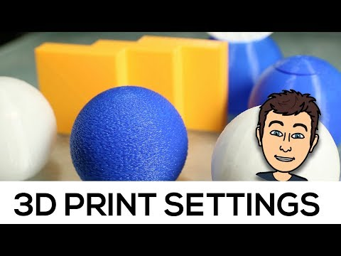 7 Settings to Improve your 3D Prints