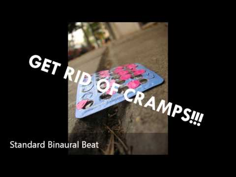 Period Cramp Relief Binaural Beats
