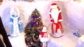 видео Музей вечной мерзлоты в Игарке