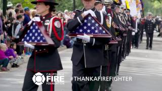 Firefighter Appreciation Month