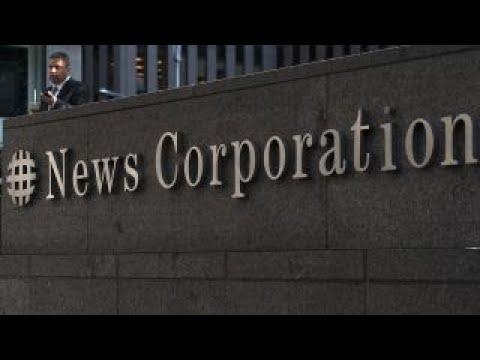 News Corp beats quarterly estimates