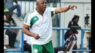 Keshi on Rashidi Yekini, qualifying for World Cup and