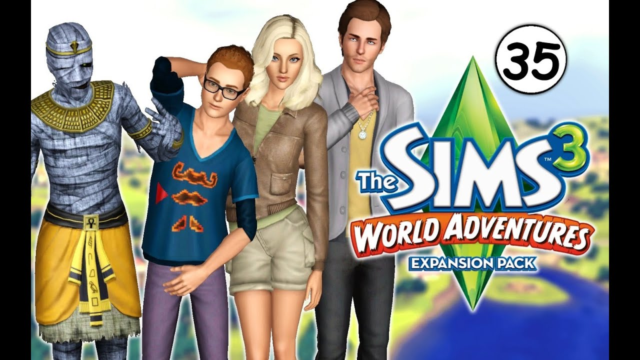 let 39 s play the sims 3 world adventures part 35 sweet sweet nectar youtube