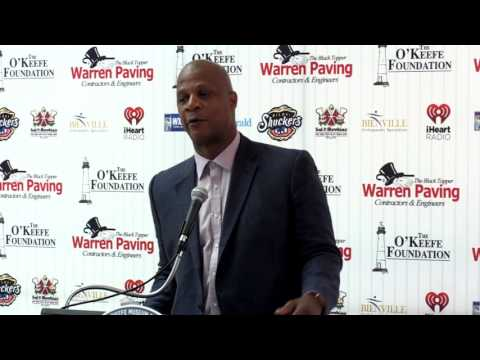 All Star Speaker Series: Darryl Strawberry