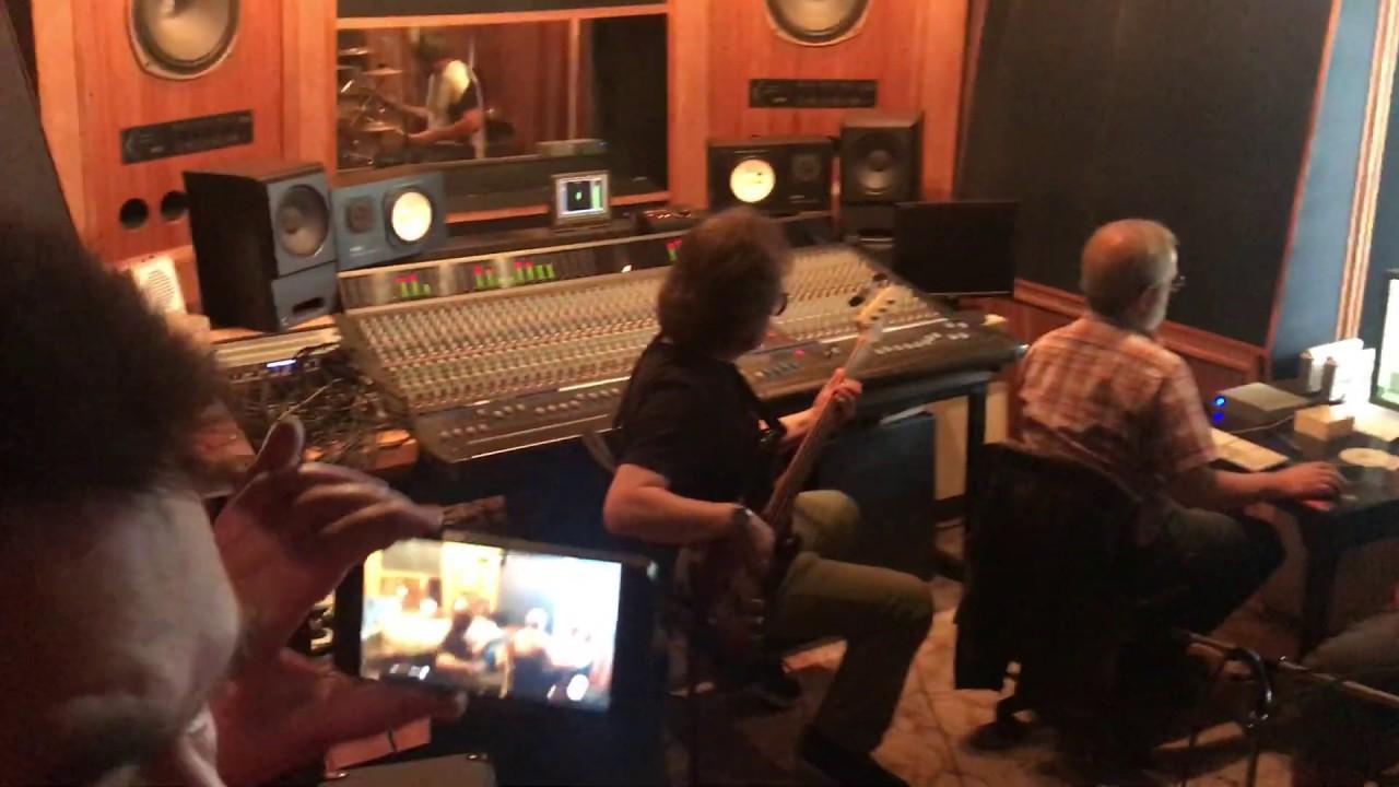 1 июля 2020 года. Начало записи нового альбома