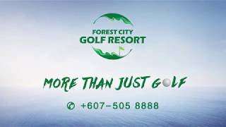 Forest City Golf Resort, More Than Just Golf!
