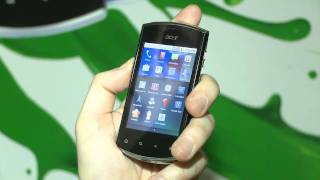 Acer Liquid Mini at CES 2011 - Which? first look review