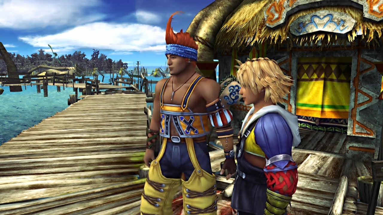 Final Fantasy X | X-2 HD Remaster PS4 - Gameplay Walkthrough ...