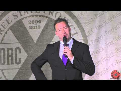 Jeff Berwick - Bitcoin, Bullion, and Bullets: Anarchist Toolbox for the Coming Collapse - PorcFest X