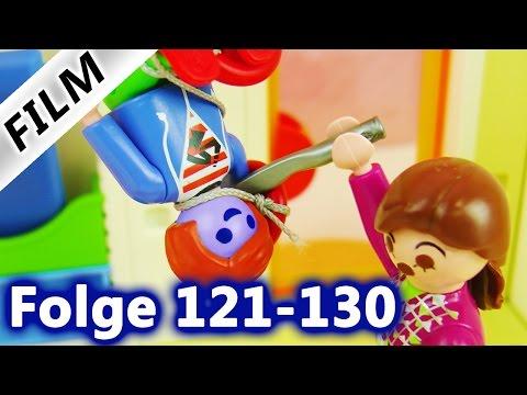 Playmobil Film Deutsch   Folge 121-130   Kinderserie Familie Vogel   Compilation