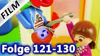 Playmobil Film Deutsch | Folge 121-130 | Kinderserie Familie Vogel | Compilation