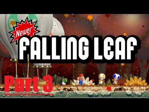 Newer Super Mario Brothers Wii - Falling Leaf [Part 3/Ende] - Leider schon vorbei :(