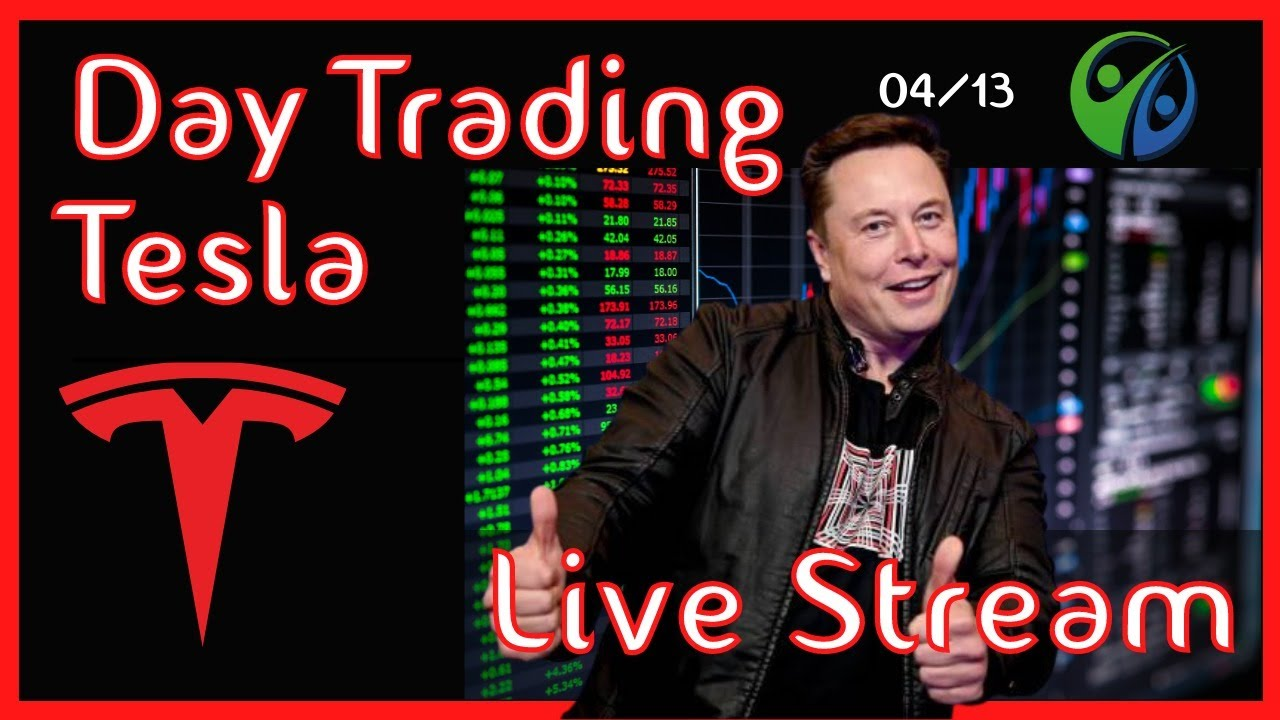 Day Trading Tesla Live Stream $TSLA  | Is this the delivery #'s breakout?