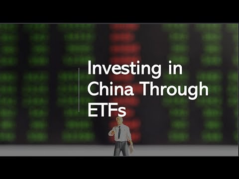 How To Profit From The Rise Of China With ETFs - Jerry Robinson