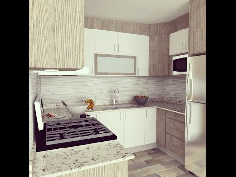 Simple Kitchen simple kitchen cabinet design ideas for new house - youtube