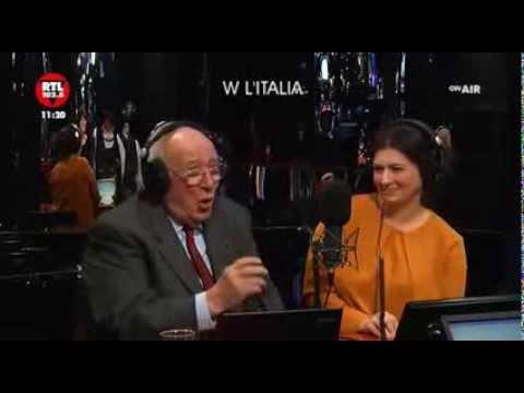 Giovanni Rana su RTL 102.5 - W L'Italia