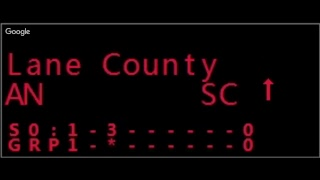 1/22/2019  5:00 PM   Live police scanner traffic from Douglas county, Oregon.