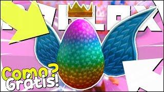 COMO GANHAR o EGG FADA no ROBLOX - Fairy World [Whimsical Egg, the Wonderful] [Egg Hunt]