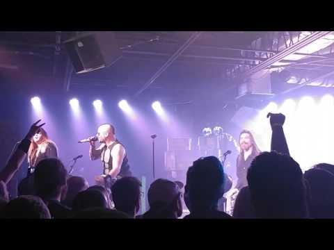 Sabaton - Screaming Eagles 4/23/17, Clifton Park, NY