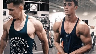 SHOULDER WORKOUT w/ DAVID LAID