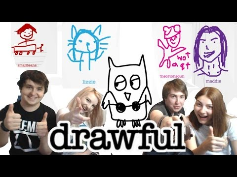 Surprise Birthday Snakes! Drawing Party Game | Drawful