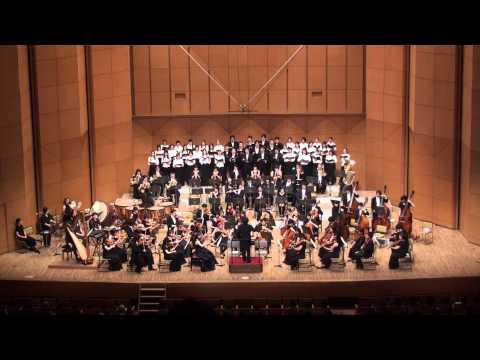 日本で初めてのゲーム音楽プロオーケストラ「日本BGMフィル」の公演を、SFCの卒業生がプロデュースしています。代表的RPGの名曲中の名曲を演奏。