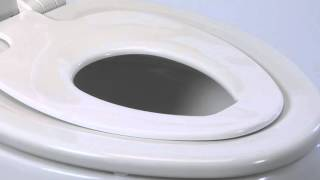 Mayfair Round NextStep Toilet Seat