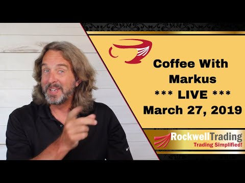 Coffee with Markus – Live Show March 27, 2019