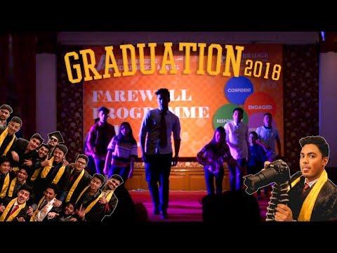 Crashed Graduation with a Dance - LAC Farewell 2018 | EPISODE 5 | Ashim Vlogs (READ DESCRIPTION)