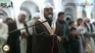 في تونس المسجد كله يبكي لتلاوة  خاشعة مقطع رهيب