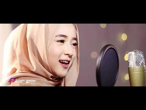 Nissa Sabyan - Ya Habibal Qalbi Official Liryc