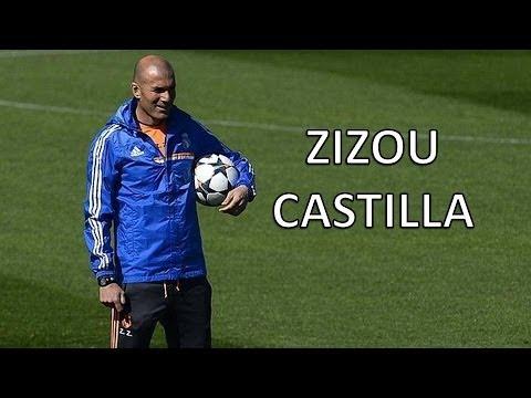 FUERZA BLANCA: Zizou Castilla