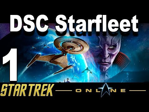 Let's Play Star Trek Online - Age of Discovery - DSC Starfle