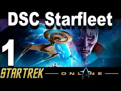 Let's Play Star Trek Online - Age Of Discovery - DSC Starfleet - Complete Tutorial