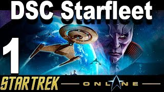 Let's Play Star Trek Online - Age of Discovery - DSC Starfleet - Complete Tutorial