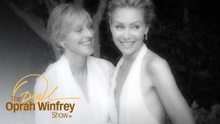 Ellen DeGeneres on Her Wife Portia de Rossi's Painful Past   The Oprah Winfrey Show   OWN