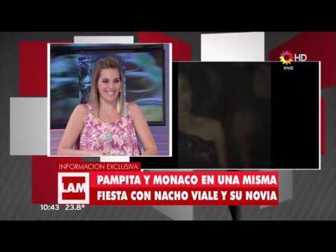 ¡Mirá lo que opinaba Pico Mónaco sobre Pampita antes de ponerse de novio!