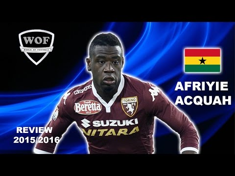 AFRIYIE ACQUAH | Torino | Goals, Skills, Assists | 2015/2016  (HD)