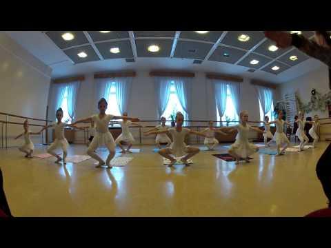 Открытый урок Пуговкиной Ирины Павловны  (видео 2)