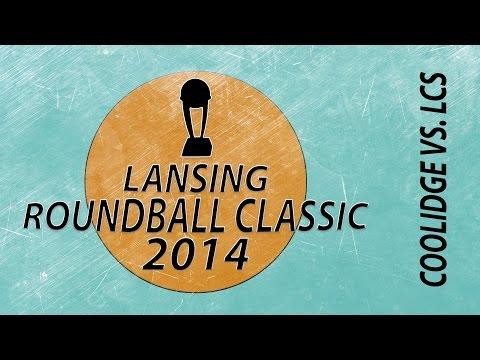 Lansing Roundball Classic: Coolidge vs Lansing Christian 2014