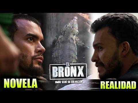 El Bronx: Historias Y Personajes De La Vida Real