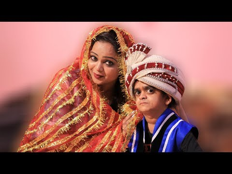 "छोटू की दुल्हनिया ""Desi Chhotu English Mem ""Part 15"" Khandesh Comedy Video"