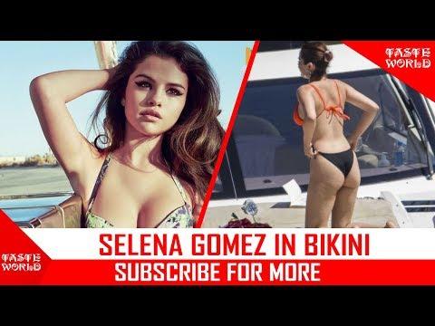SELENA GOMEZ HOT MOMENTS IN A BIKINI - 2018 [SELENA GOMEZ IN A BIKINI ON A YACHT IN SYDNEY]