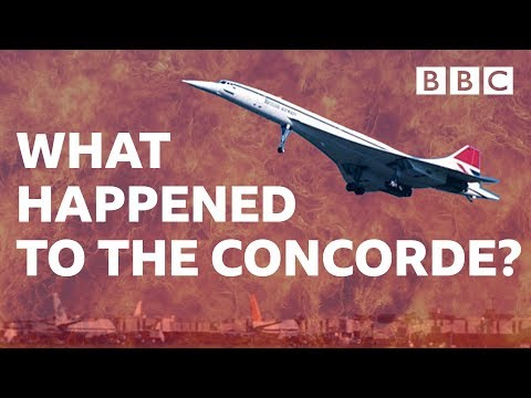 Why the Concorde