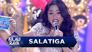 Download Video MEMBARA BGT! Dewi Perssik [SYANTIK] - Road To Kilau Raya (22/7) MP3 3GP MP4
