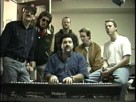 Randy Mayfield and the Session Sing Happy Birthday...
